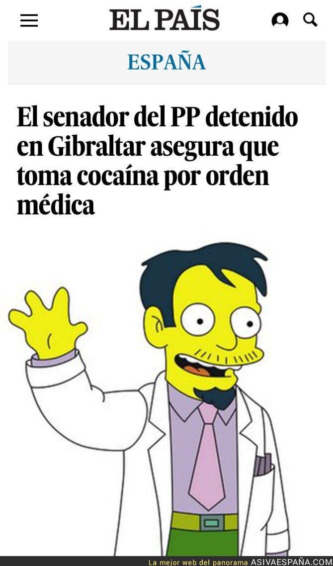 69652 - Cuando pensabas haber leído todo sobre el PP, llega el senador de Gibraltar
