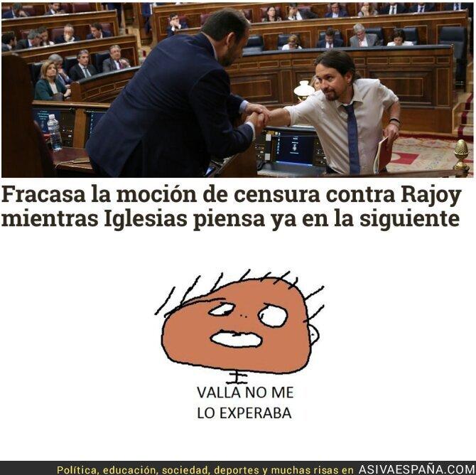 69946 - La moción de censura a Rajoy ya es historia