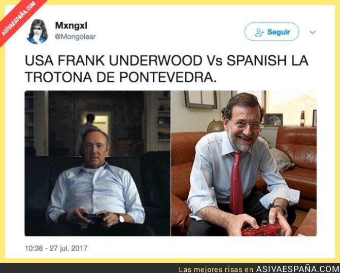 72259 - El nivel de presidentes en Estados Unidos y España