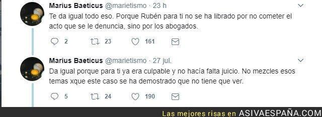 72323 - Lamentables declaraciones de Ana Pardo de Vera sobre Rubén Castro