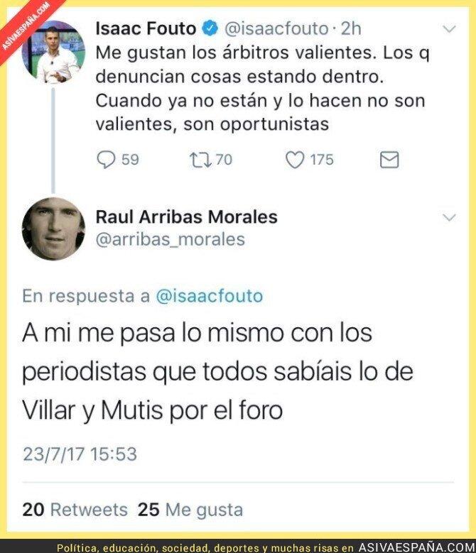 72460 - ZASCA al periodismo silenciado por Villar