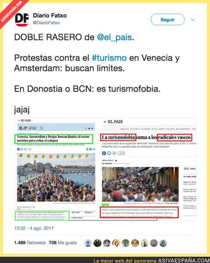 72765 - El diario 'El País' lo ha vuelto a hacer con la manipulación