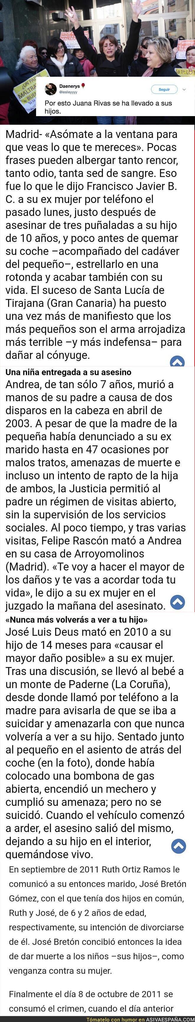 72907 - TODOS con Juana Rivas