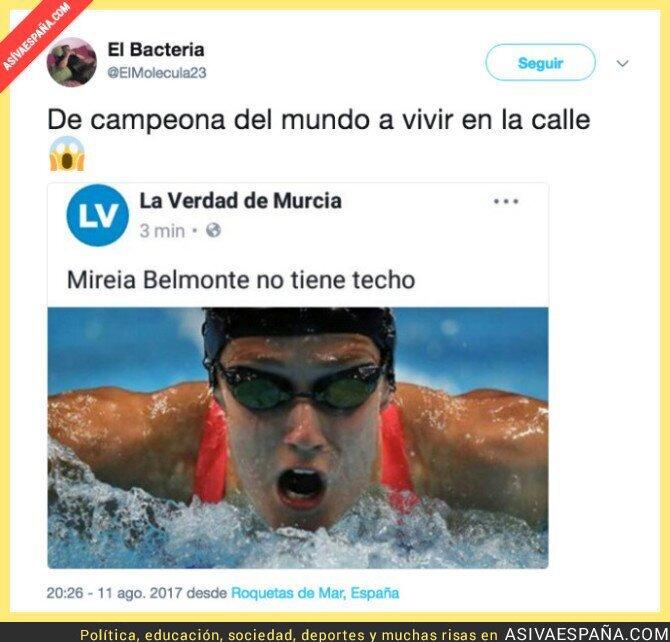 73059 - Mireia Belmonte del éxito a perderlo todo