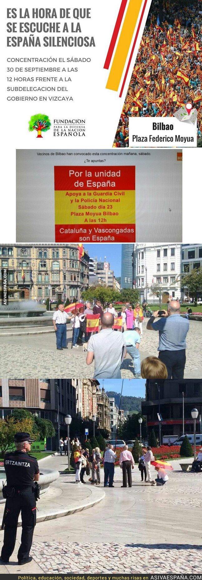 75521 - Monumental éxito en quedada por la unidad de España
