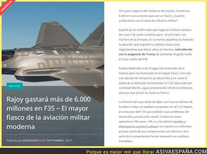75751 - Los negocios de Rajoy y Trump