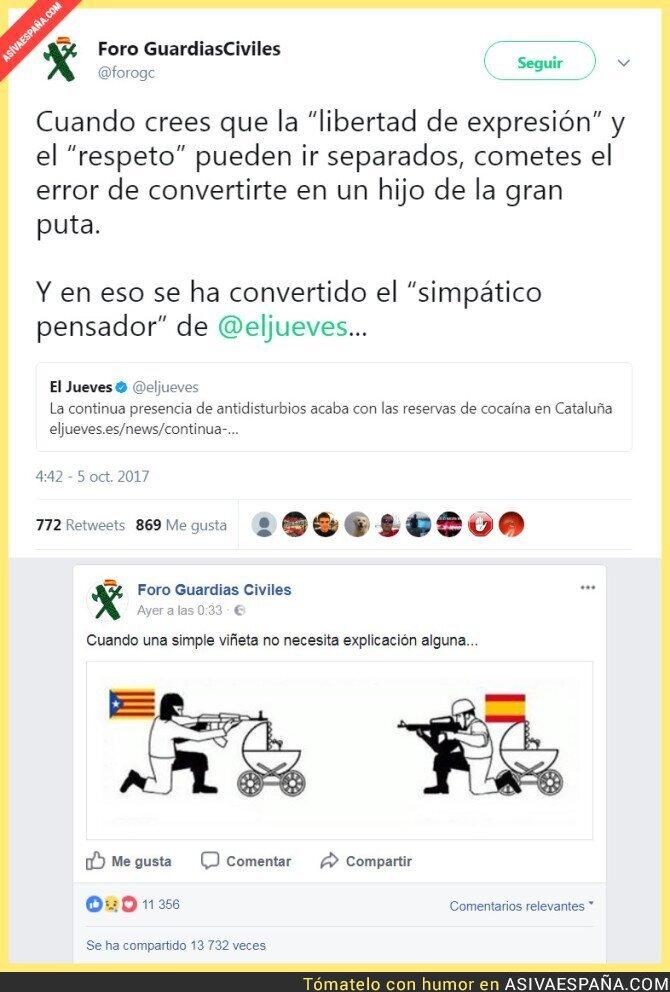 76457 - Hipocresía, deporte nacional en España