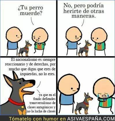 76599 - El perro comunista