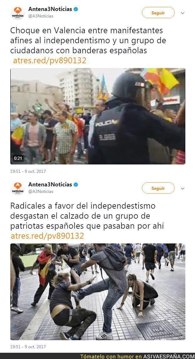 76749 - Antena 3 Noticias blanqueando el fascismo