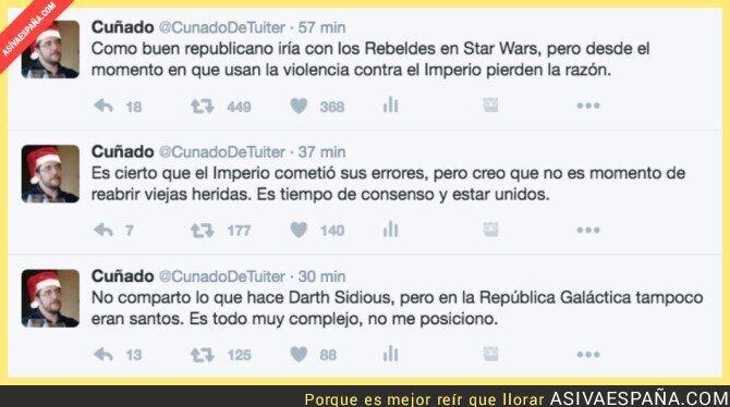 76814 - El centrismo explicado en Star Wars