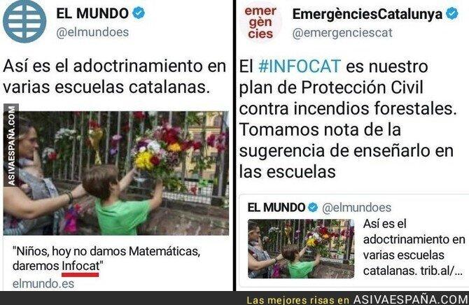 77044 - 'El Mundo' hace un artículo lleno de errores y 'Emergencies de Catalunya' les responde de forma geni