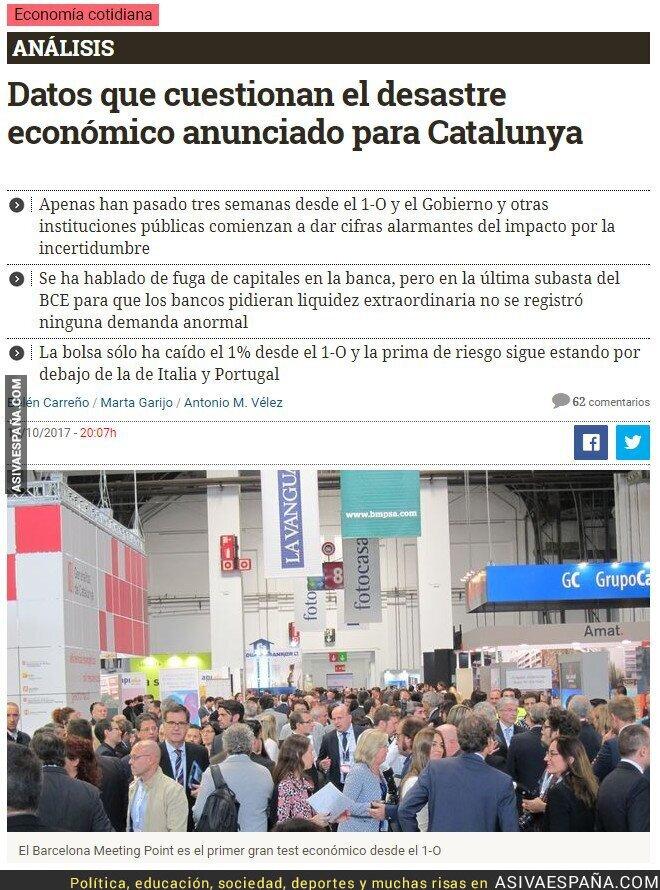 77375 - Manipulación sobre la economía catalana