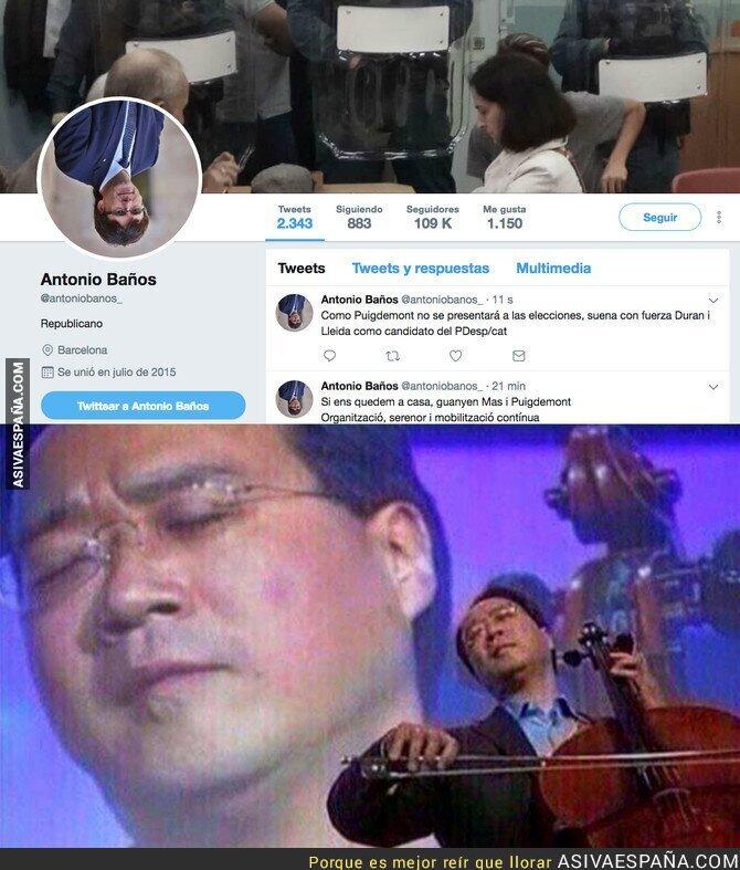 77787 - El nuevo avatar de Antonio Baños