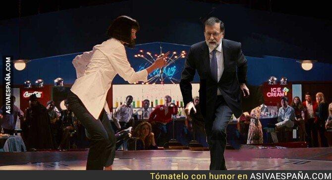 78556 - Rajoy dándolo todo en la pista de baile