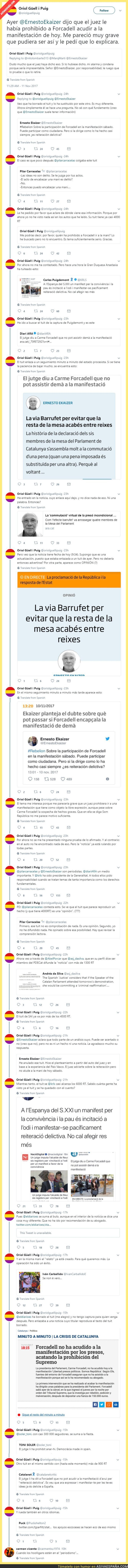 78677 - Las fake news rodean a Forcadell