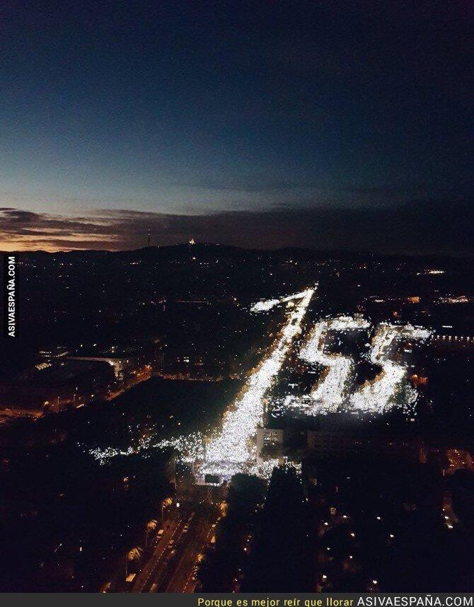 78688 - Espectaculo de luz en Cataluña