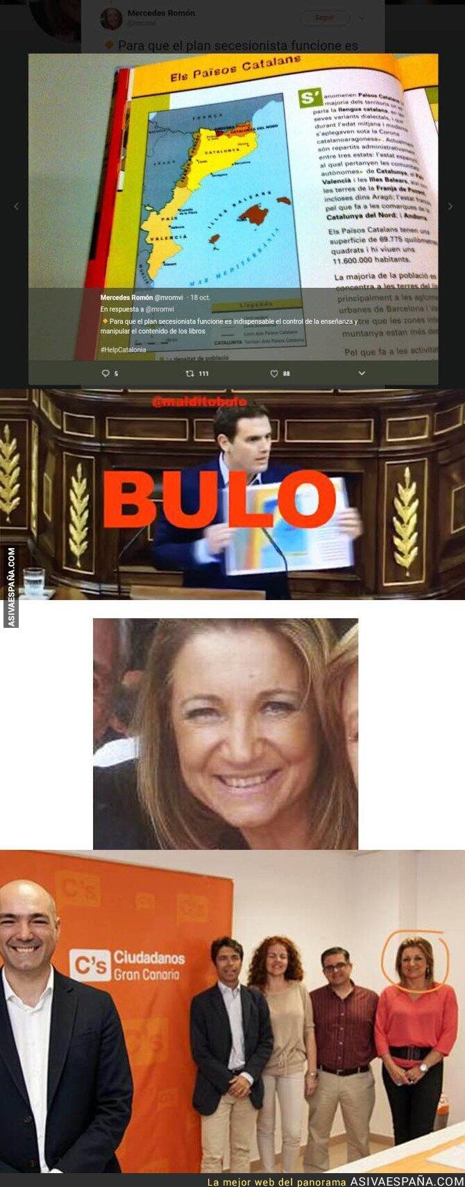 79286 - Esta es la responsable de que Albert Rivera MINTIESE en el Congreso sobre los catalanes -otra vez más-
