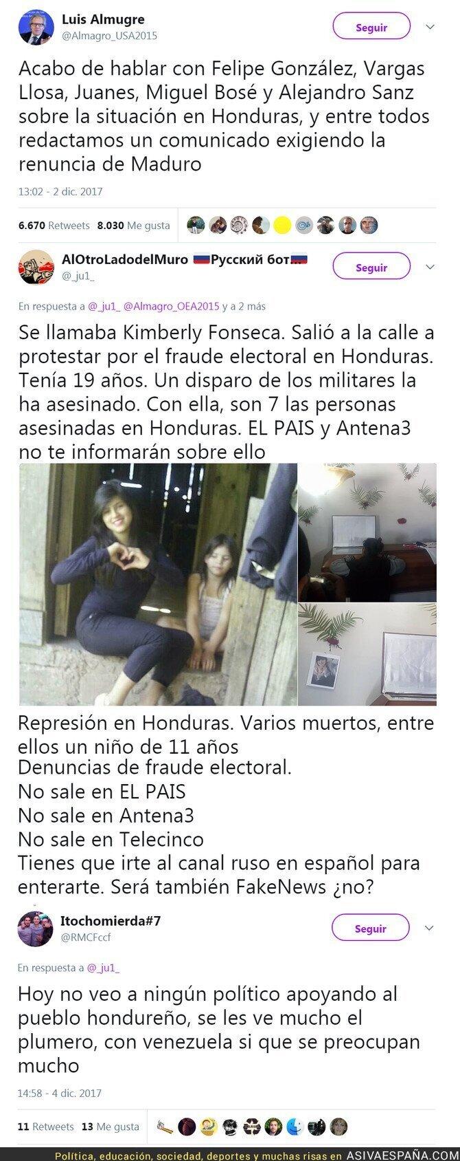 79674 - Toque de queda, varios muertos pero no se puede usar contra Podemos, no interesa
