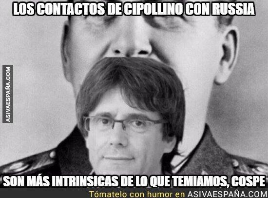 79881 - Contactos entre Puigdemont y la URSS