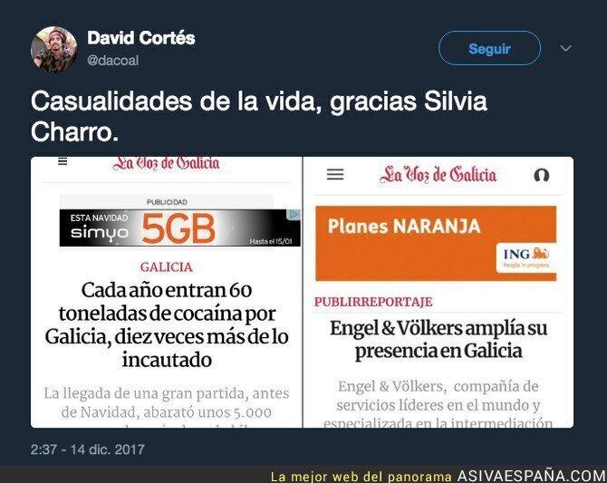 80087 - Simón Pérez y Silvia Charro, expertos en economía, hacen el vídeo del año supuestamente bajo los efectos de las drogas