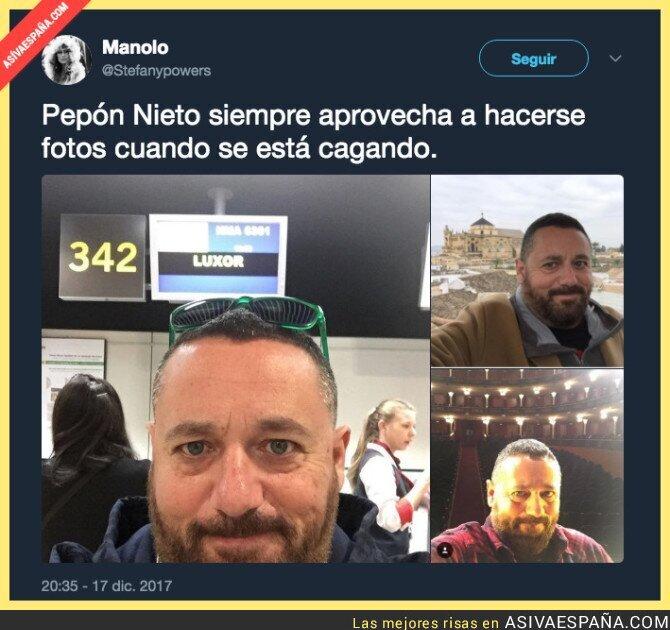 80283 - Las manías de Pepón Nieto