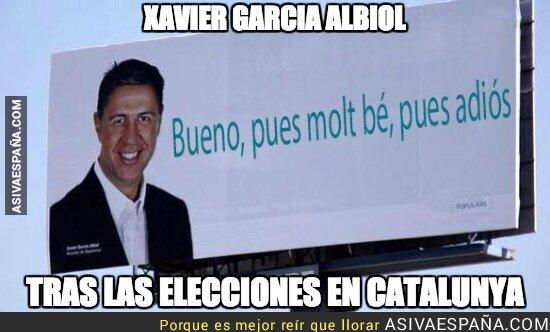 80544 - Xavier García Albiol ya tiene su cartel