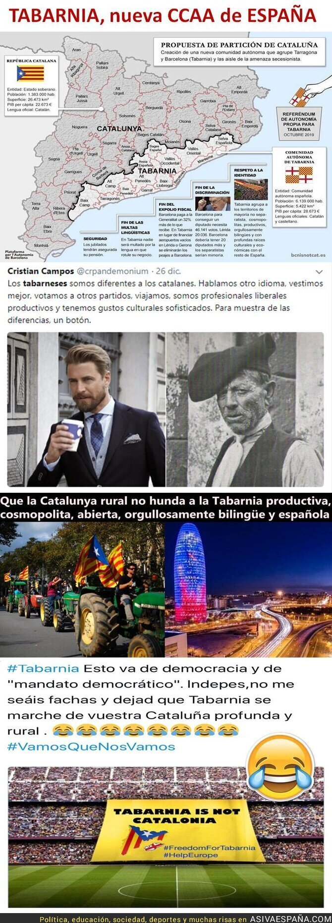 80685 - Tabarnia is not Catalonia