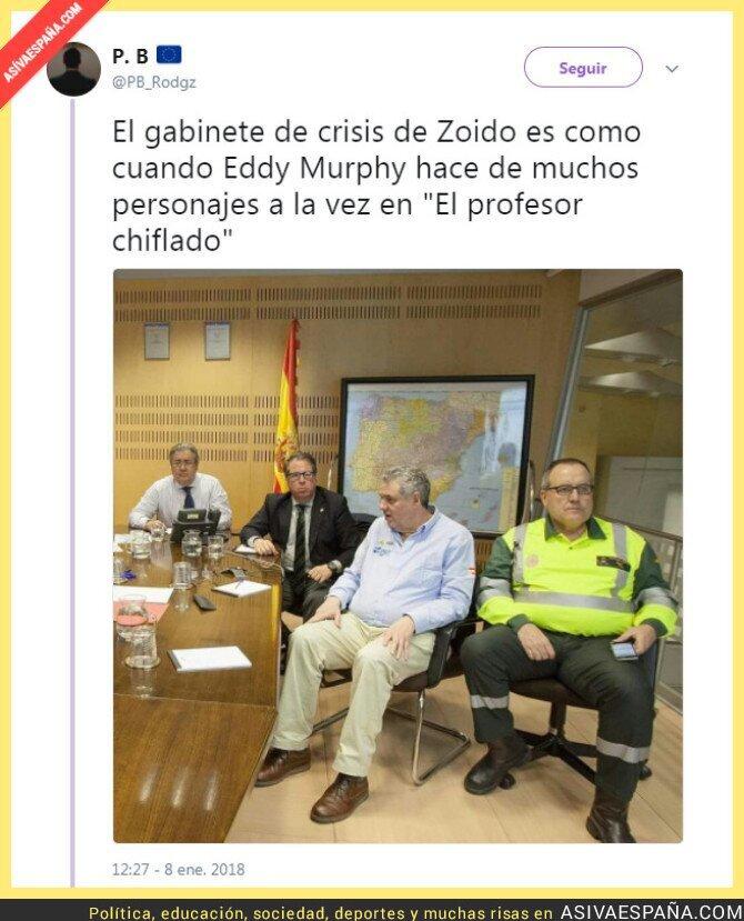 81137 - El gabinete de crisis de Zoido