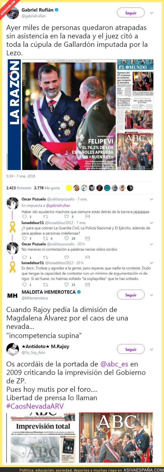 81140 - Las culpas ahora de los conductores, en 2009 de Zapatero