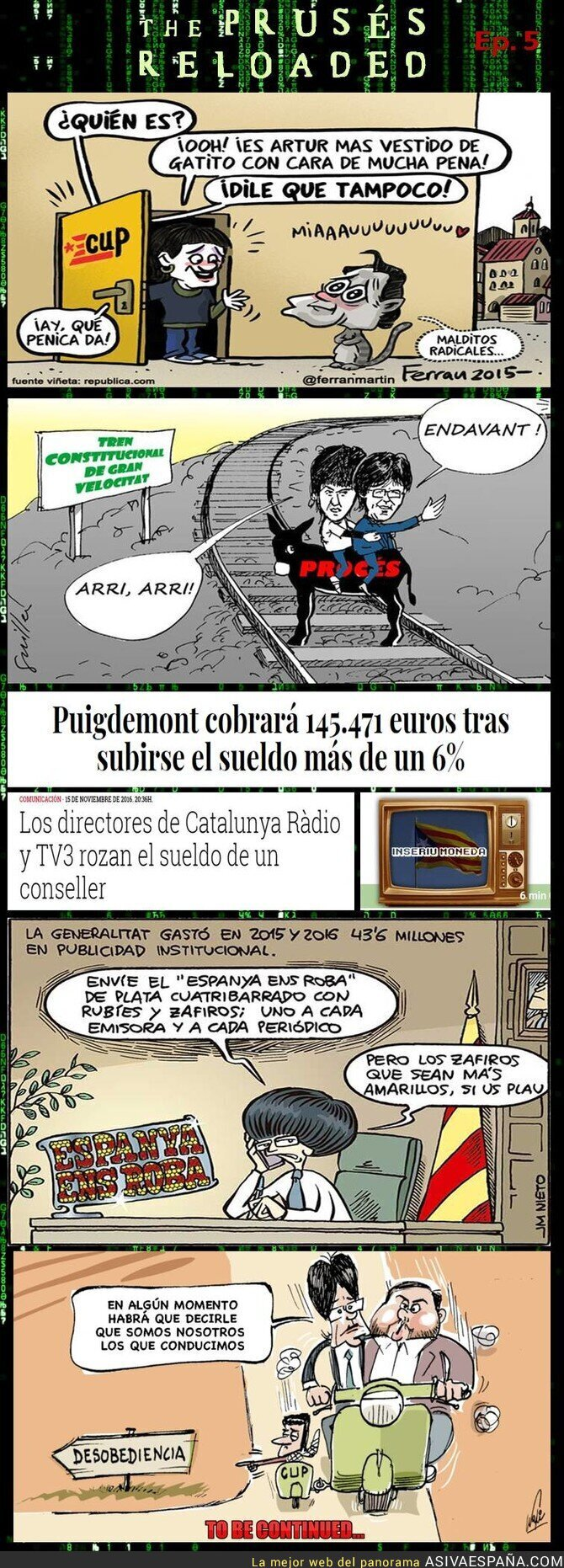 81187 - THE PRUSÉS RELOADED, Episodio 5