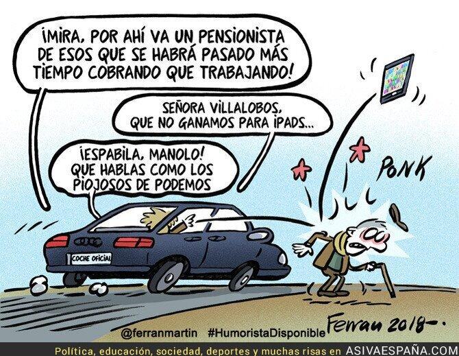 81663 - Pensionistas según Villalobos