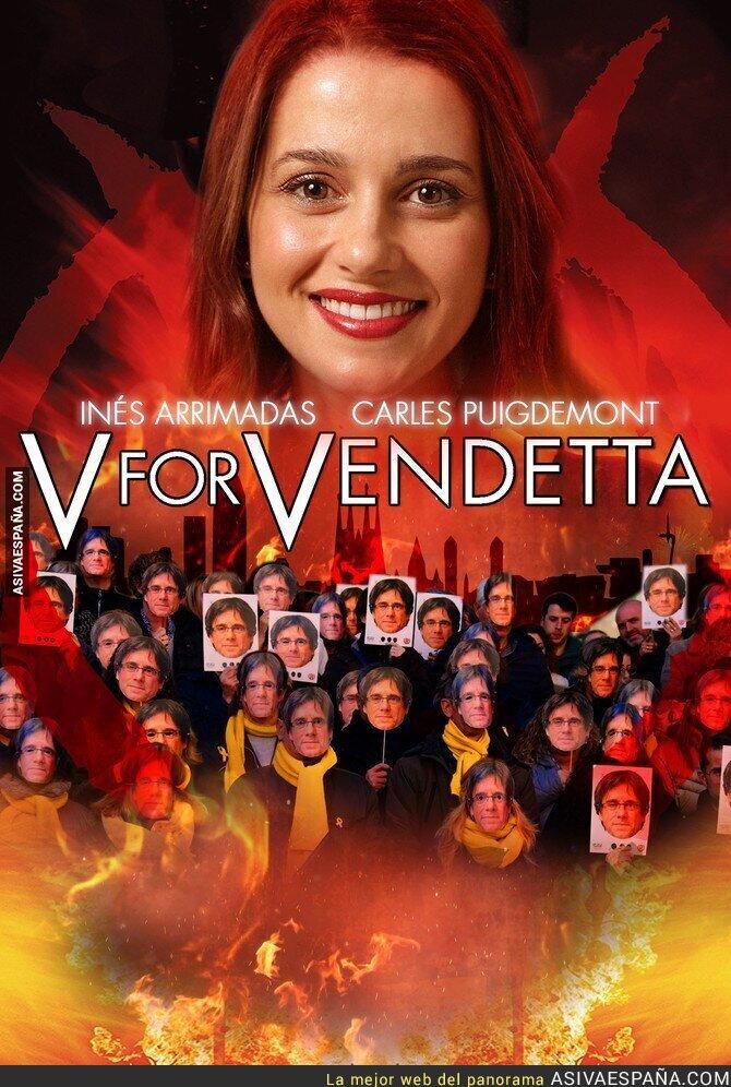 82176 - ¿La segunda parte de V de Vendetta?