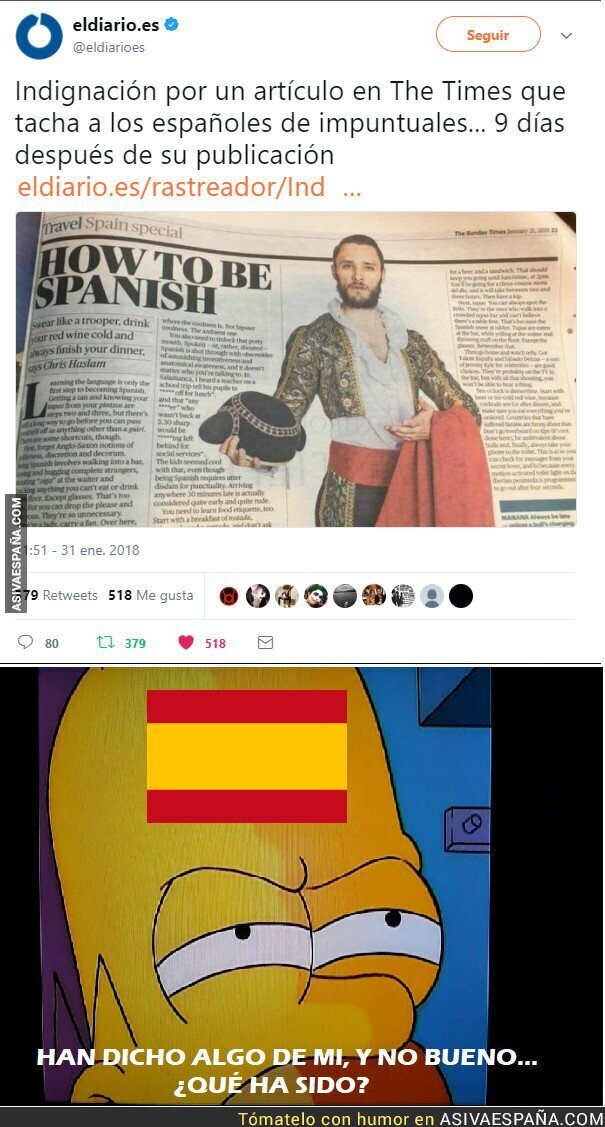 82242 - No te metas con España solo porque es un poco lenta