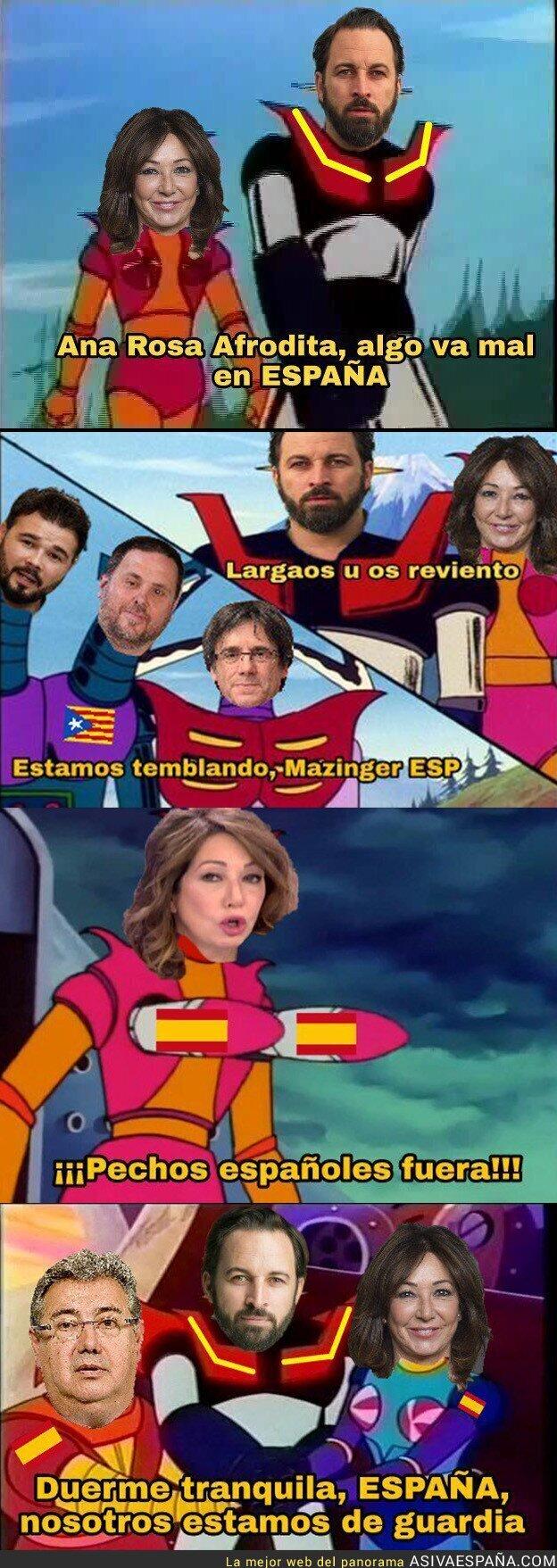 82273 - Historia de los salvadores de ESPAÑA