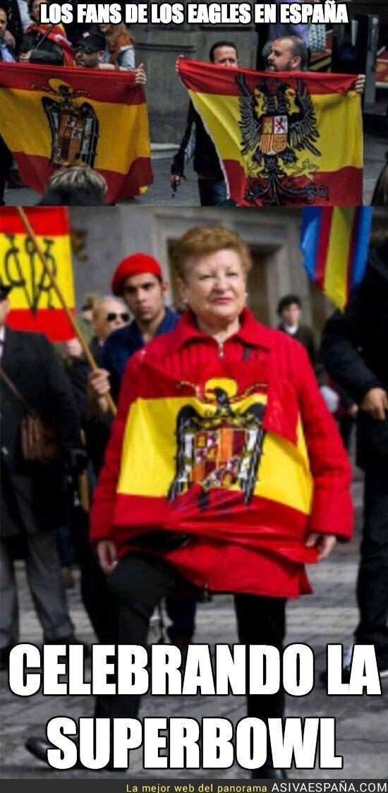 82420 - Gran emoción en España