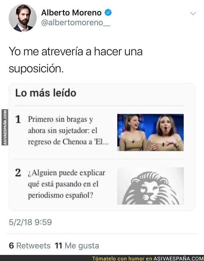 82427 - Dos noticias en 'El Español' se entienden mejor juntas