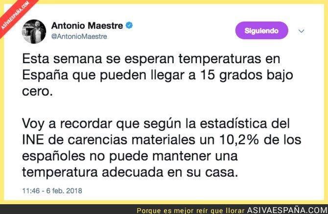 82449 - Gran riesgo para las personas esta semana en España