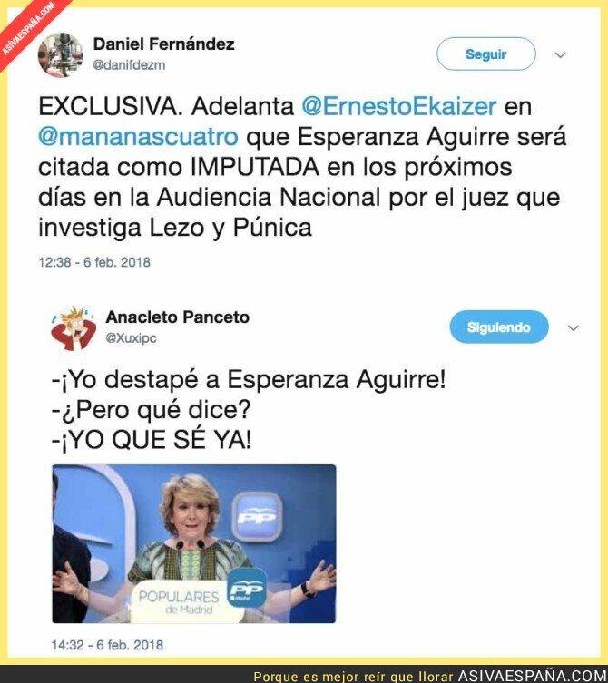 82454 - Esperanza Aguirre es otra rana