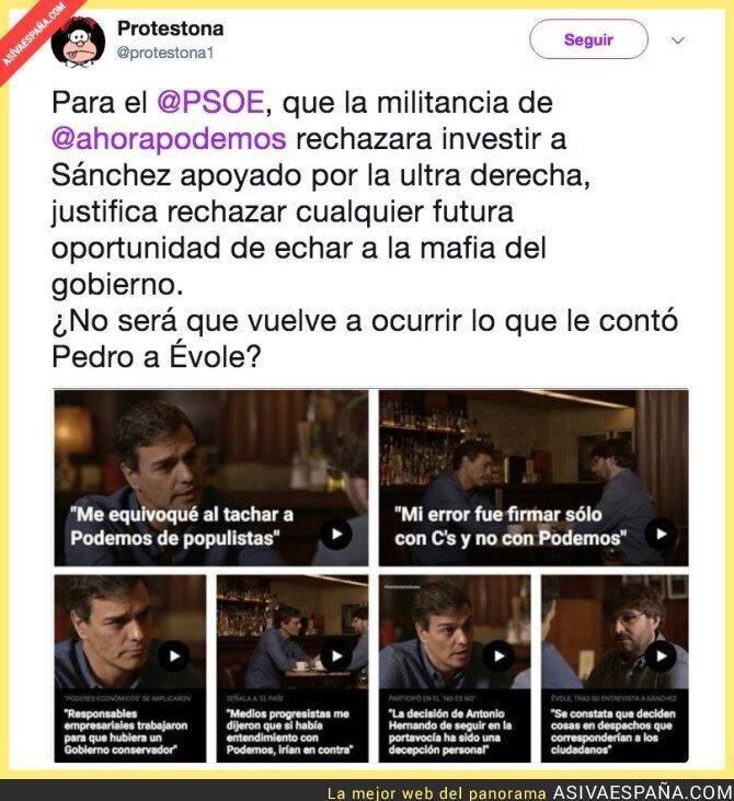 82715 - ¿A quién pretende engañar el PSOE?