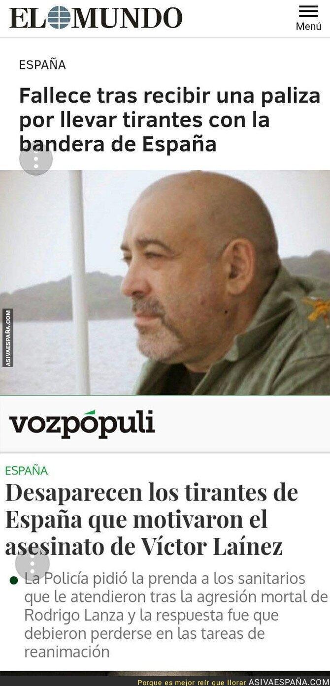 82885 - Que la supuesta prueba principal de un caso desaparezca solo podía pasar en España