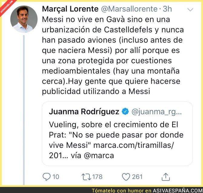 83487 - El odio que despierta Messi y el hablar sin saber siendo periodista