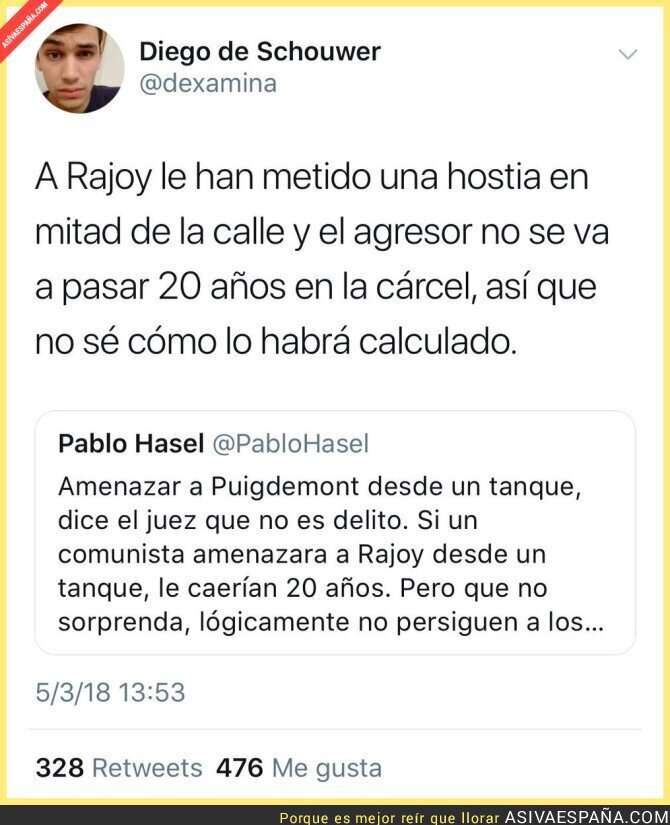 83687 - Pablo Hasel no tiene razón