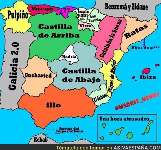 83863 - España según los madrileños