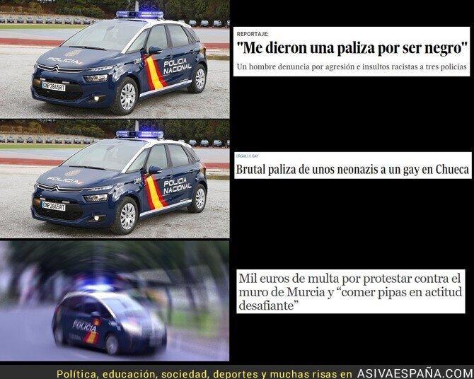 83988 - Así es la Policía en España