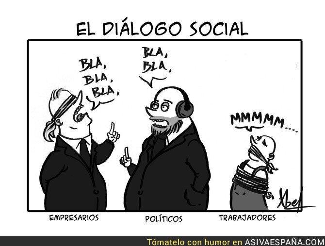 84519 - Diálogo social en España