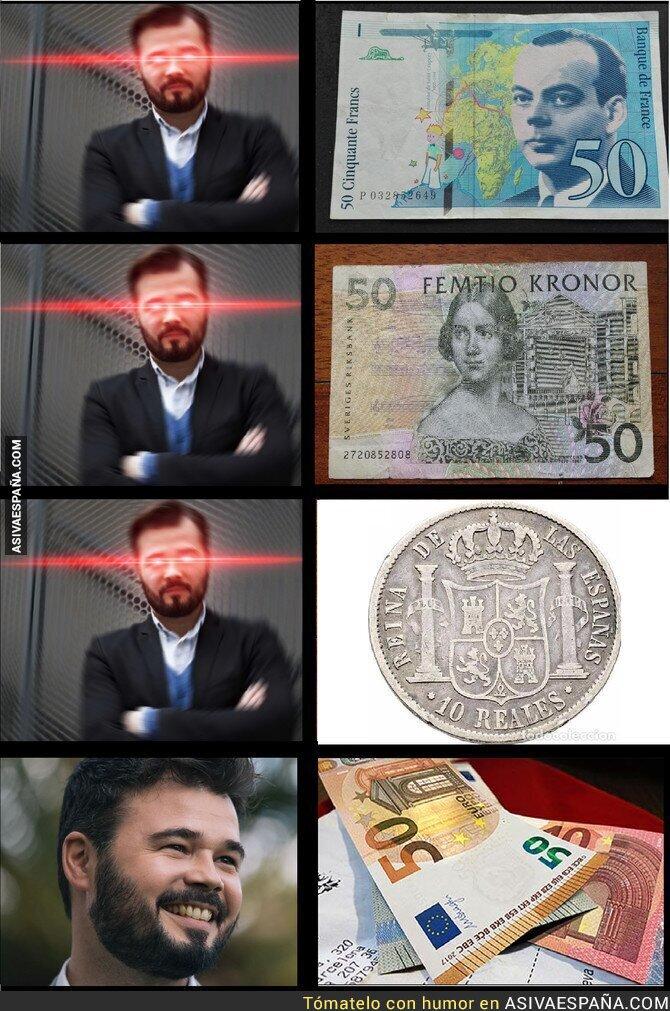 85207 - ¡Suerte que hemos cambiado al Euro!
