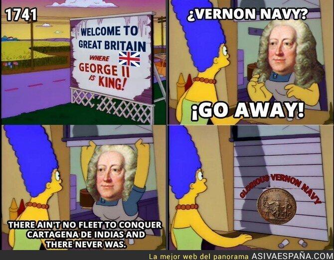 85270 - Un día después de la batalla en Cartagena de Indias