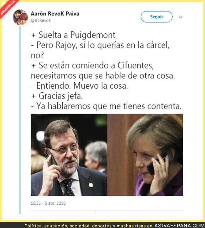 85280 - Rajoy se está poniendo nervioso