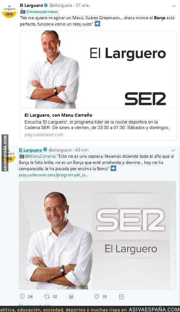 85433 - Este es el nivel del periodismo deportivo en España