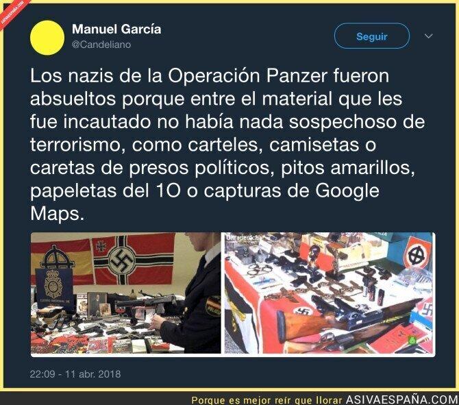 85463 - Los nazis tienen vía libre